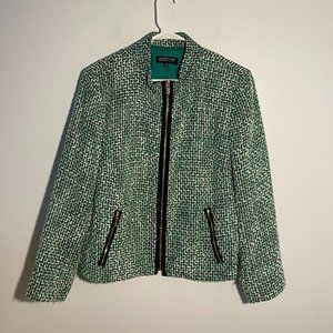 Jones New York collection woman blazer